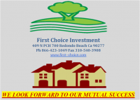 first choice investment
