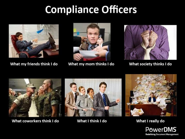 What compliance officers really do compliance building - Corporate compliance officer ...